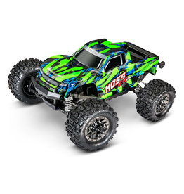 Traxxas Traxxas Hoss 1/10 Scale 4WD Brushless Electric Monster Truck, VXL-3S, TQi - Green