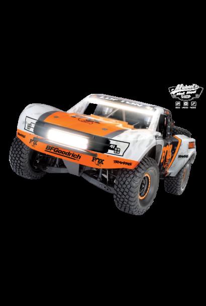 Traxxas Unlimited Desert Racer 4WD incl LED, TQi VXL-6S (no bat/chrg), Fox