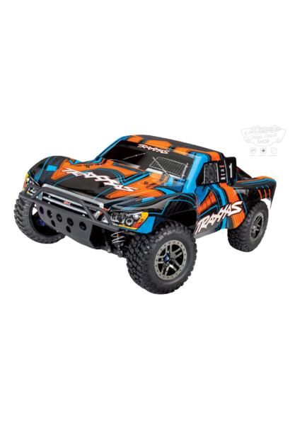 Traxxas Slash 4X4 Ultimate LCG VXL TQi TSM (no battery/charger), Orange, TRX68077-4O
