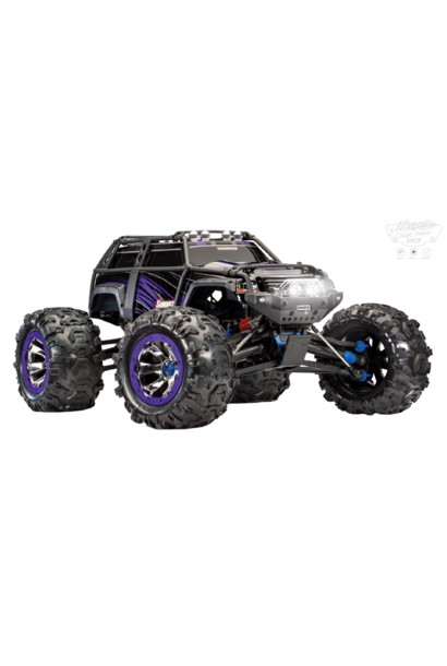 Traxxas Summit TQi, Purple TRX56076-4P