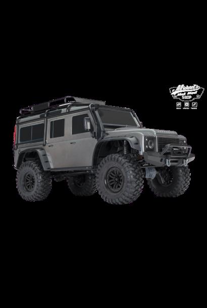 Traxxas Land Rover Defender Crawler Silver