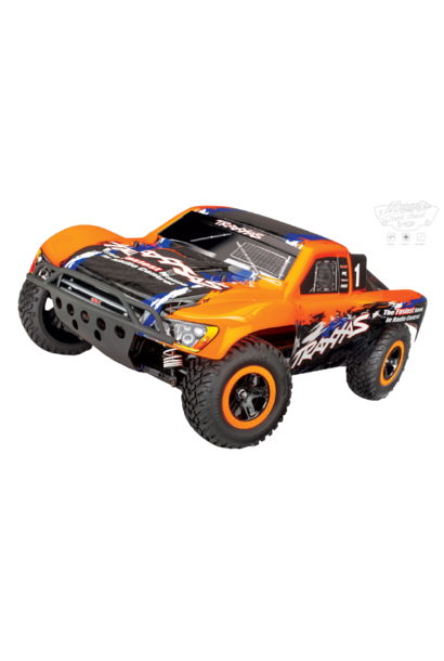 Traxxas Slash 4x4 VXL TQi TSM (no battery/charger), Orange, TRX68086-4O