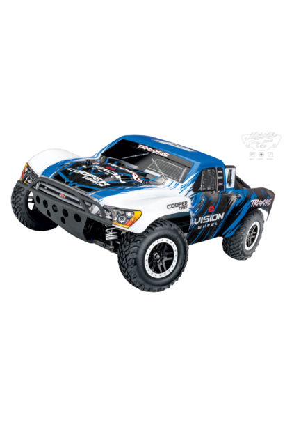 Traxxas Slash 4x4 VXL TQi TSM (no battery/charger), Vision, TRX68086-4V