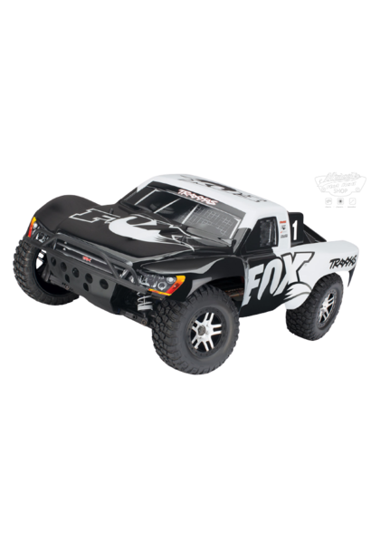 Traxxas Slash 4x4 VXL TQi TSM (no battery/charger), Fox, TRX68086-4F