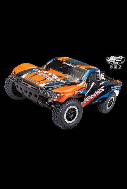 Traxxas Slash 2WD VXL TQi TSM (no battery/charger), Orange, TRX58076-4O