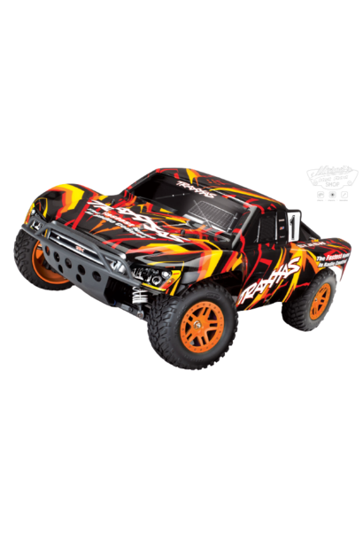 Traxxas Slash 4X4 XL-5 TQ (incl battery/charger), Orange, TRX68054-1O