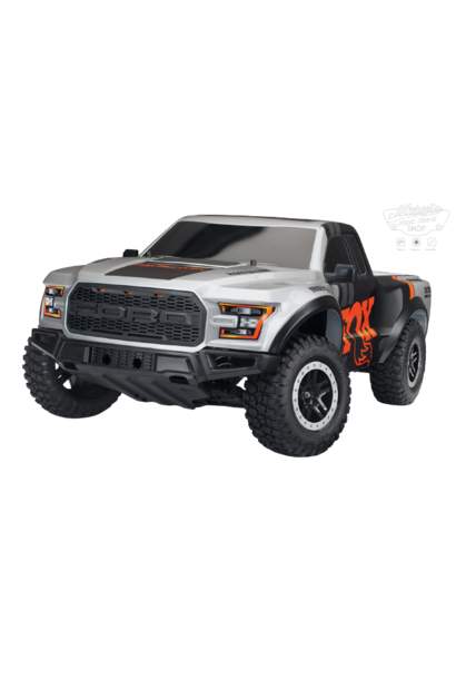 Traxxas Ford F-150 Raptor 2WD XL-5 TQ (incl battery/charger), Fox, TRX58094-1F