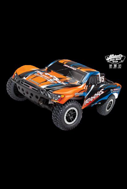 Traxxas Slash 2WD XL-5 TQ (incl battery/charger), Orange TRX58034-1O