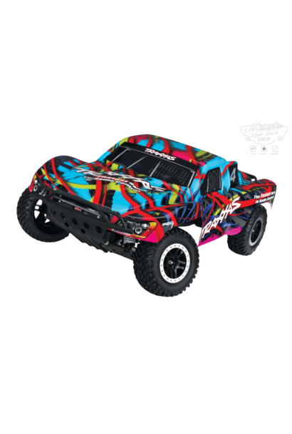 Traxxas Slash 2WD XL-5 TQ (incl battery/charger), Hawaii, TRX58034-1HWN