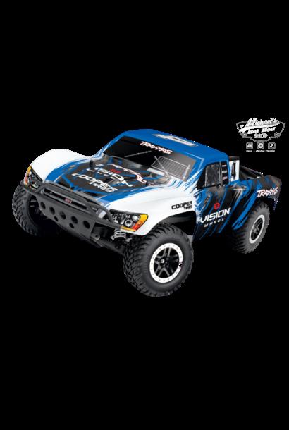 Traxxas Slash 2WD XL-5 TQ (incl battery/charger), Vision, TRX58034-1V