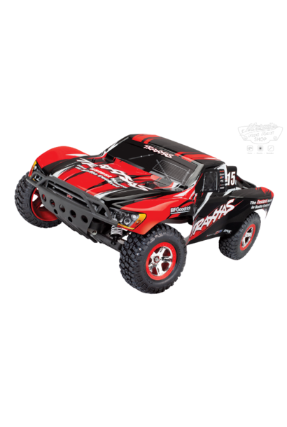 Traxxas Slash 2WD XL-5 TQ (incl battery/charger), Red