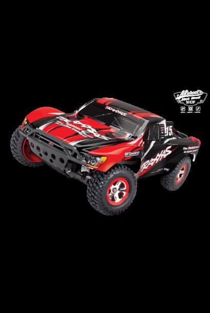 Traxxas Slash 2WD XL-5 TQ (incl battery/charger), Red TRX58034-1R