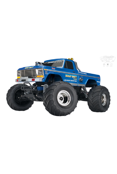 Traxxas Big Foot No. 1 The Original Monster Truck, XL-5 TQ (incl bat/chg), R5