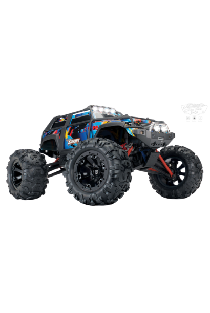 Traxxas Summit 1/16 RTR (incl. battery and charger), #TRX72054-1