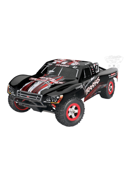 Traxxas Slash 1/16 4x4 Brushed TQ (incl battery/charger), Mike Jenkins, TRX70054-1MIKE