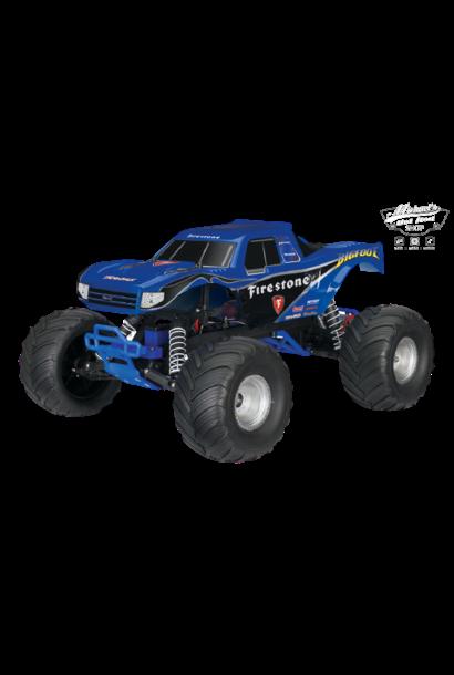 Traxxas Big Foot 1/10th Monstertruck XL-5 TQ (incl battery/charger), Firestone, TRX36084-1F