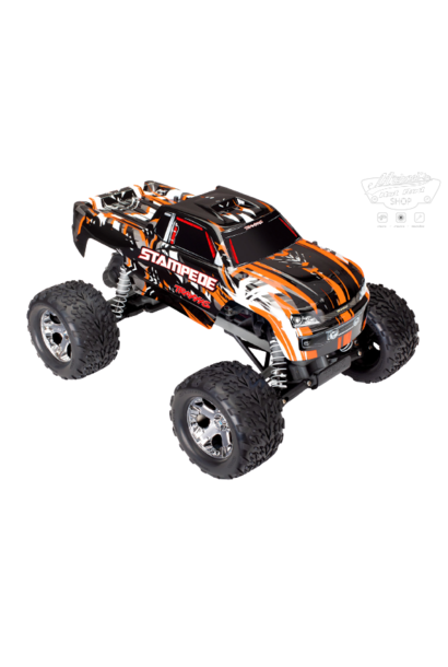 Traxxas Stampede XL-5 TQ (no battery/charger), Orange