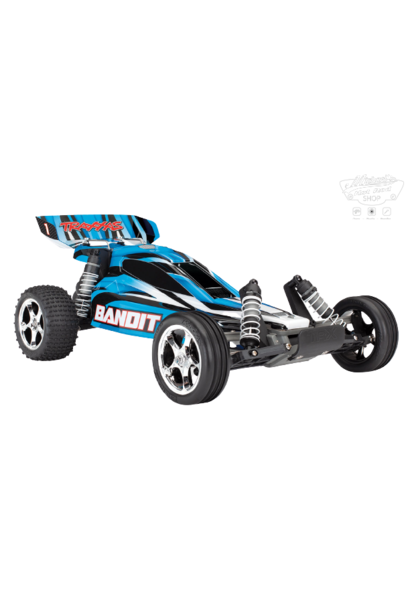 Traxxas Bandit XL-5 TQ (no battery/charger), Blue, TRX24054-4B