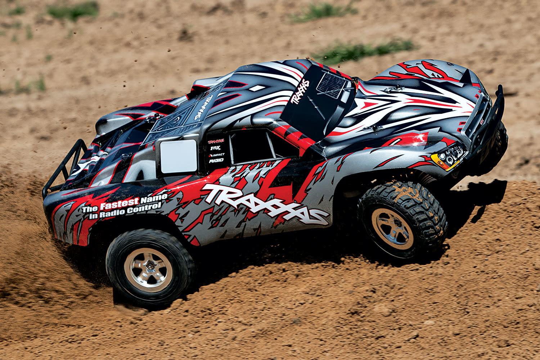 Traxxas Slash 2WD XL-5 TQ (no battery/charger), Red, TRX58024-R-5