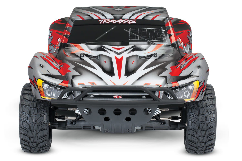 Traxxas Slash 2WD XL-5 TQ (no battery/charger), Red, TRX58024-R-6