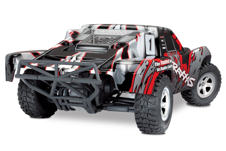 Traxxas Slash 2WD XL-5 TQ (no battery/charger), Red, TRX58024-R-9