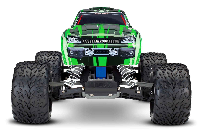 Traxxas Stampede XL-5 TQ (incl battery/charger), Green TRX36054-1G-4