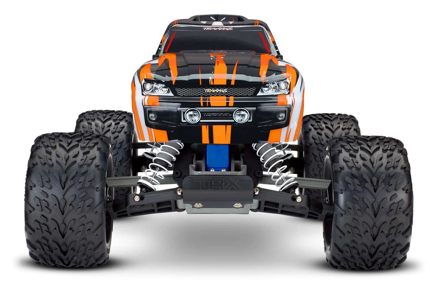 Traxxas Stampede XL-5 TQ (incl battery/charger), Orange TRX36054-1O-3