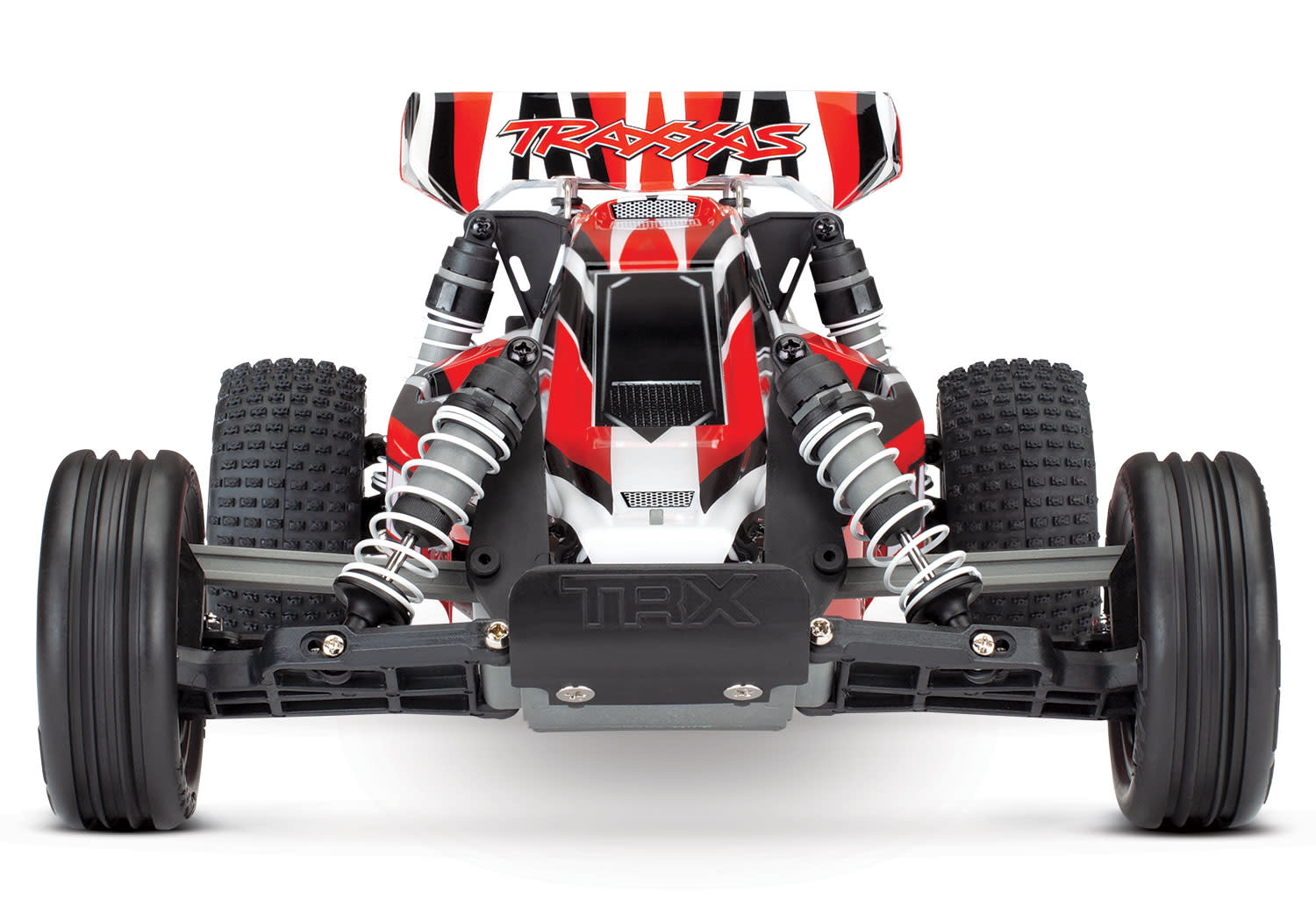 Traxxas Bandit XL-5 TQ (incl. battery/charger), Red, TRX24054-1R-8