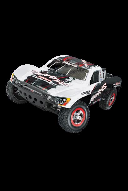 Traxxas Slash 2WD XL-5 TQ OBA (incl battery/charger), White, TRX58034-2W