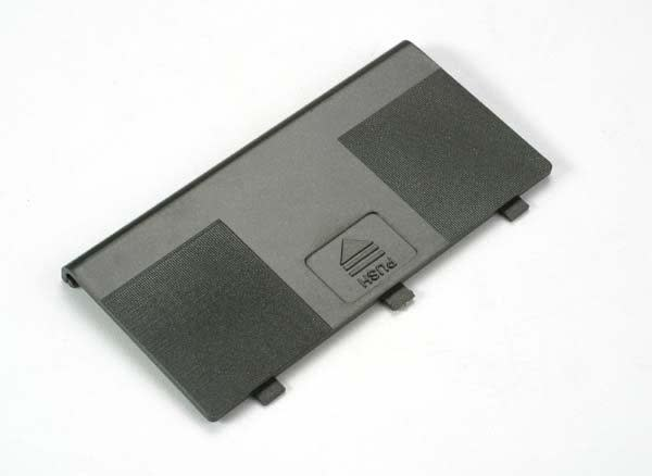 Battery door (For use with Traxxas dual-stick transmitters), TRX2022-2
