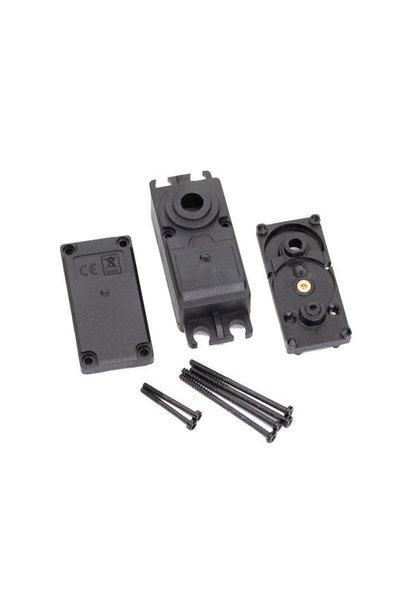 Servo case, plastic (top, middle, bottom/ gaskets/ hardware (for 2250, 2255 serv