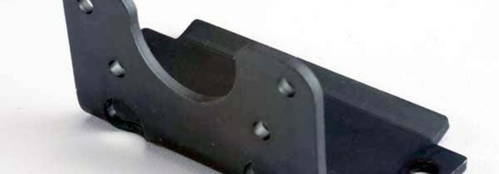 Aluminum Gearbox Mount (Black)