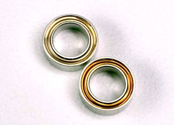 Ball bearings (5x8x2.5mm) (2), TRX2728-2