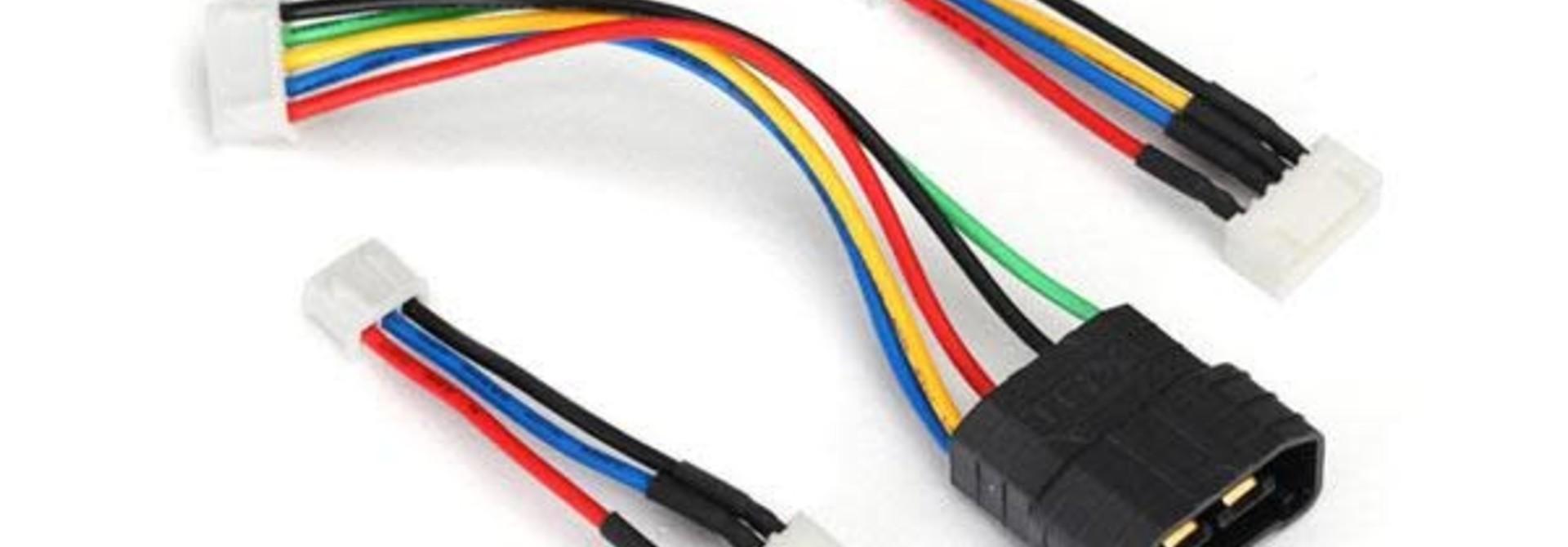 Adapter, Traxxas iD LiPo battery (adapts Traxxas iD batterie, #TRX2938X