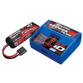 Traxxas 3S set (1X 2849X 11.1V LiPo & 1X 2970G ID charger, TRX2994G