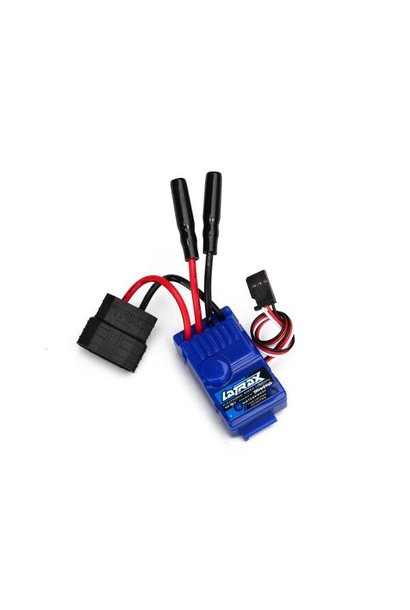 Electronic Speed Control, LaTrax, waterproof (assembled with, #TRX3045R
