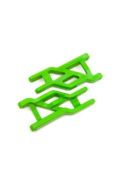 SUSPENSION ARMS, FRONT (GREEN) (2) (HEAVY DUTY, COLD WEATHER MATERIAL)