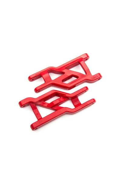 SUSPENSION ARMS, FRONT (RED) (2) (HEAVY DUTY, COLD WEATHER MATERIAL)