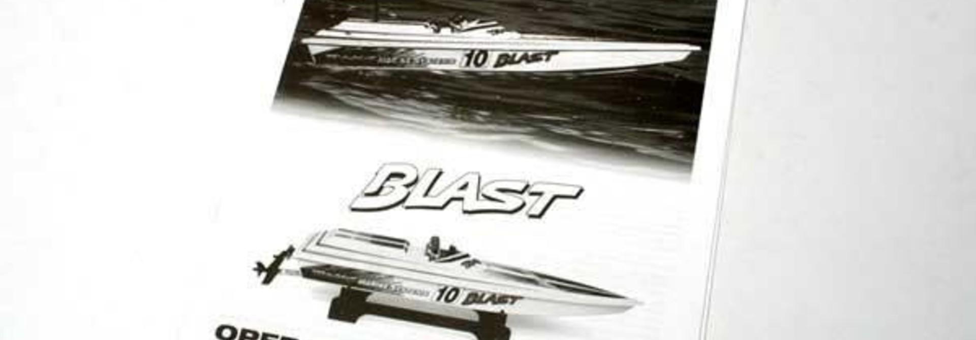Blast Operating Manual