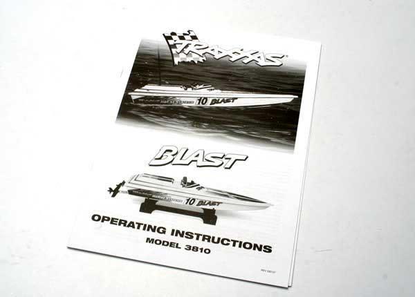 Blast Operating Manual-1
