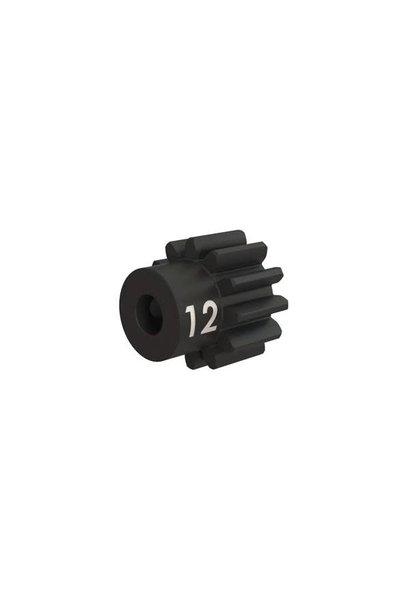 Gear, 12-T pinion (32-p), heavy duty (machined, hardened ste, #TRX3942X