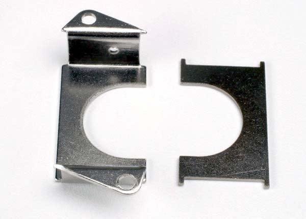 Brake brackets (inner & outer), TRX4184-2