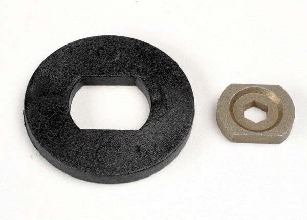 Brake disc/ shaft-to-disc adapter, TRX4185-2