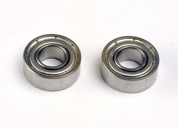 Ball bearings (5x11x4mm) (2), TRX4611-2