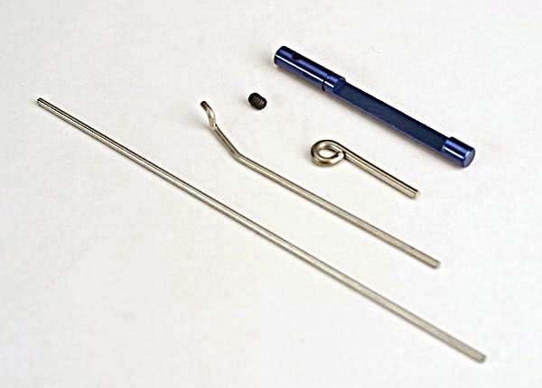 Brake cam (blue-anodized)/ cam lever, TRX4882-2