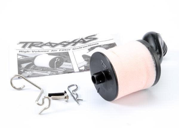 Air filter body (high-volume)/ filter support/ cap/ foam fil, TRX5267-2