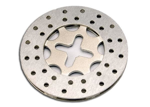 Brake disc (high performance, vented), TRX5364X-2