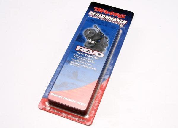 Brake kit, rear (dual-disc Revo) (Requires center differenti, TRX5417-2
