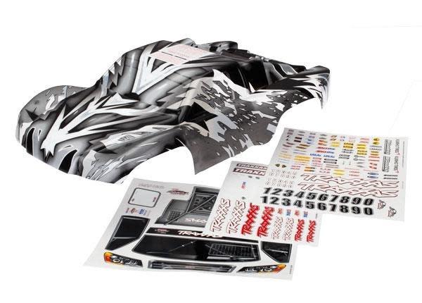 Body, Slash 4X4, ProGraphix (Graphics arre printed, requires paint & final color-1