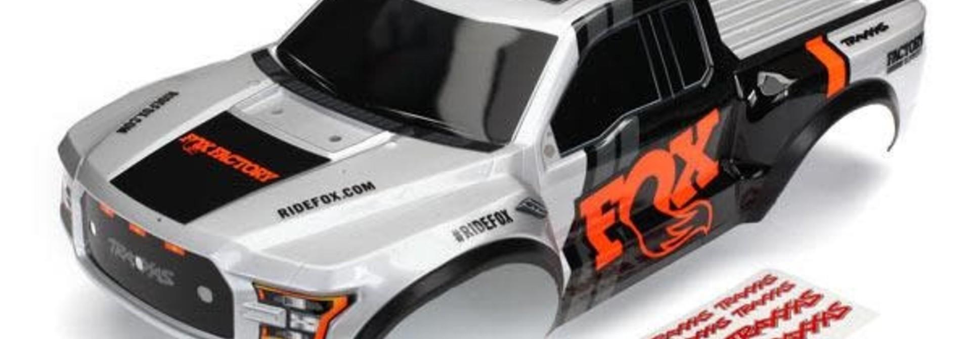 Body, Ford Raptor, Fox (heavy duty)/ duty)/ decals